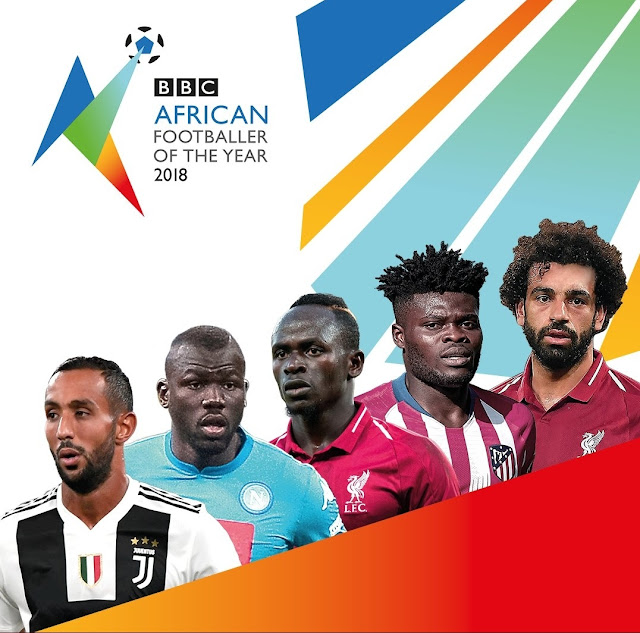 صوت على احسن لاعب في افريقيا لعام 2018 ... صوتكم ضروري لفوز البطل