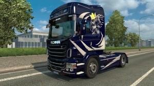 Scania RJL Joakim Broden Skin