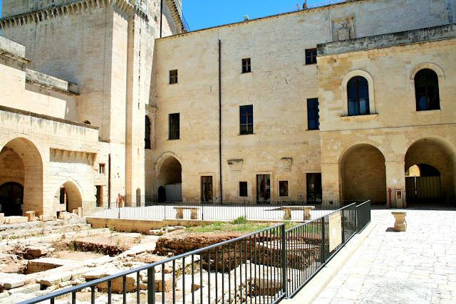 castello, archi, monumento