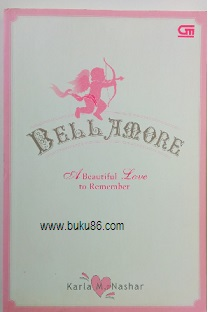 Novel Bellamore A Beautiful Love To Remember