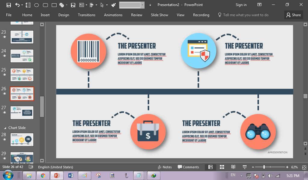 Download Powerpoint Presentation Free 2018 Terbaru Keren Kreatif Baik Microword
