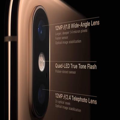 new iphone camera