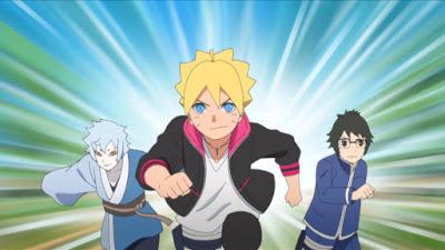 Boruto: Naruto Next Generations 12 Sub Español Online gratis