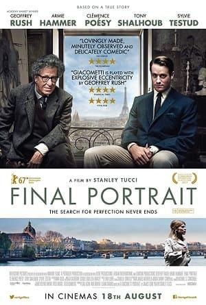 Final Portrait - Legendado Torrent Download
