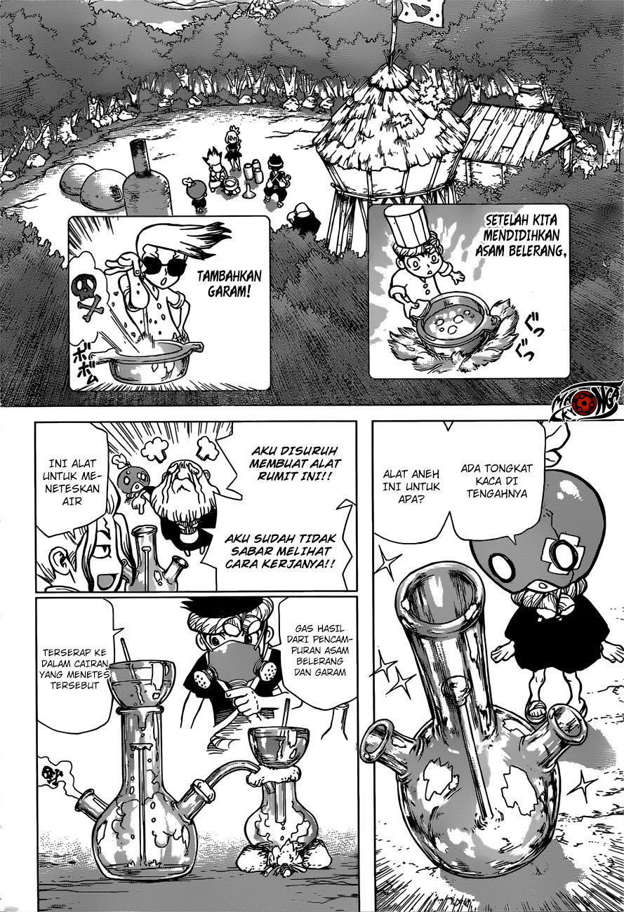 Dr Stone Chapter 33-5