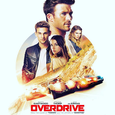 Overdrive, coches, velocidad,
