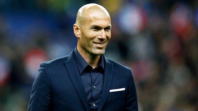 Zidane trở thành trợ lý cho HLV