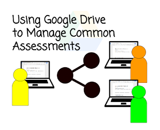 google drive common assessments