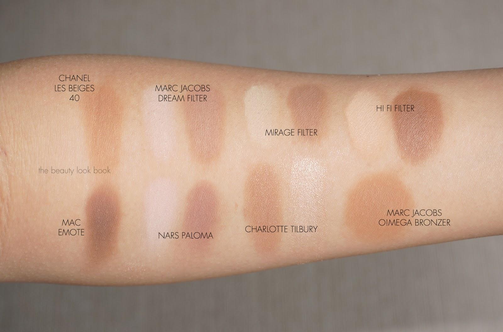 Blush Palette Matte Mac