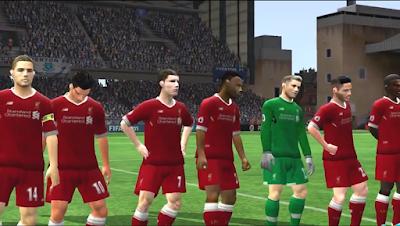 FIFA 08 Ultimate Patch 2018 Season 2017/2018