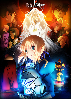 Fate/Zero 2nd Season [12/12] [HD] [MEGA]
