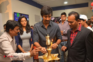 Actor Aadhi And Actress athrie Inaugurated F45 Fitness Studio Stills .COM 0089.jpg