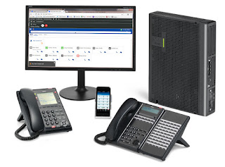 Source: NEC website. The Smart Communications System SL2100.