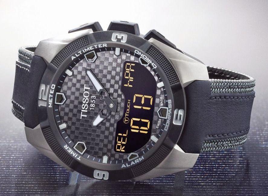 Tissot T-Touch Expert Solar watch
