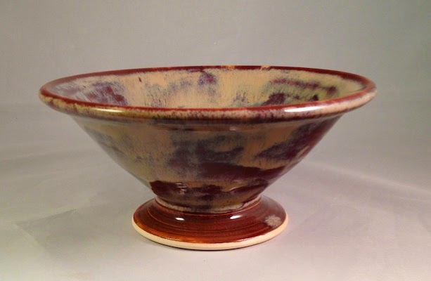 Shaving Bowl by Lori Buff