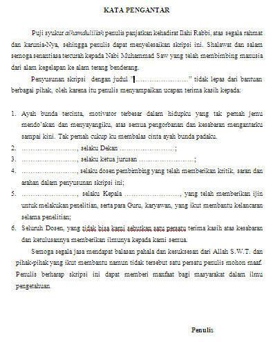 Contoh Abstrak Skripsi Audit Duratoh