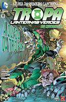 Os Novos 52! Tropa dos Lanternas Verdes - #19