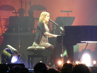 concert de Coeur de Pirate au Zénith de Paris