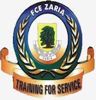 FCE Zaria NCE 1st Batch Admission List 2016/2017