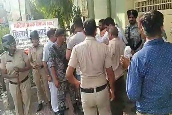 avtar-bhadana-demand-re-polling-on-four-booth-in-faridabad-news