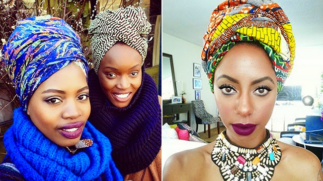 45 Head Wrap Styles For The Long, Short & Loc'd