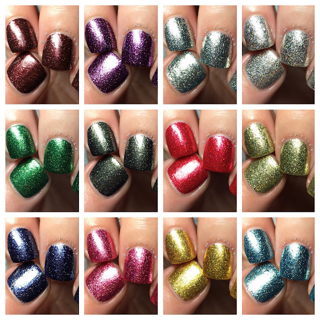 KBShimmer - Birthstone Collection - McPolish