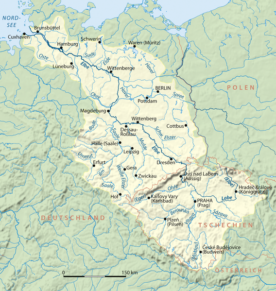 The Hauptmanns Elbe River Cruise Prague Dresden And Berlin - Elbe river