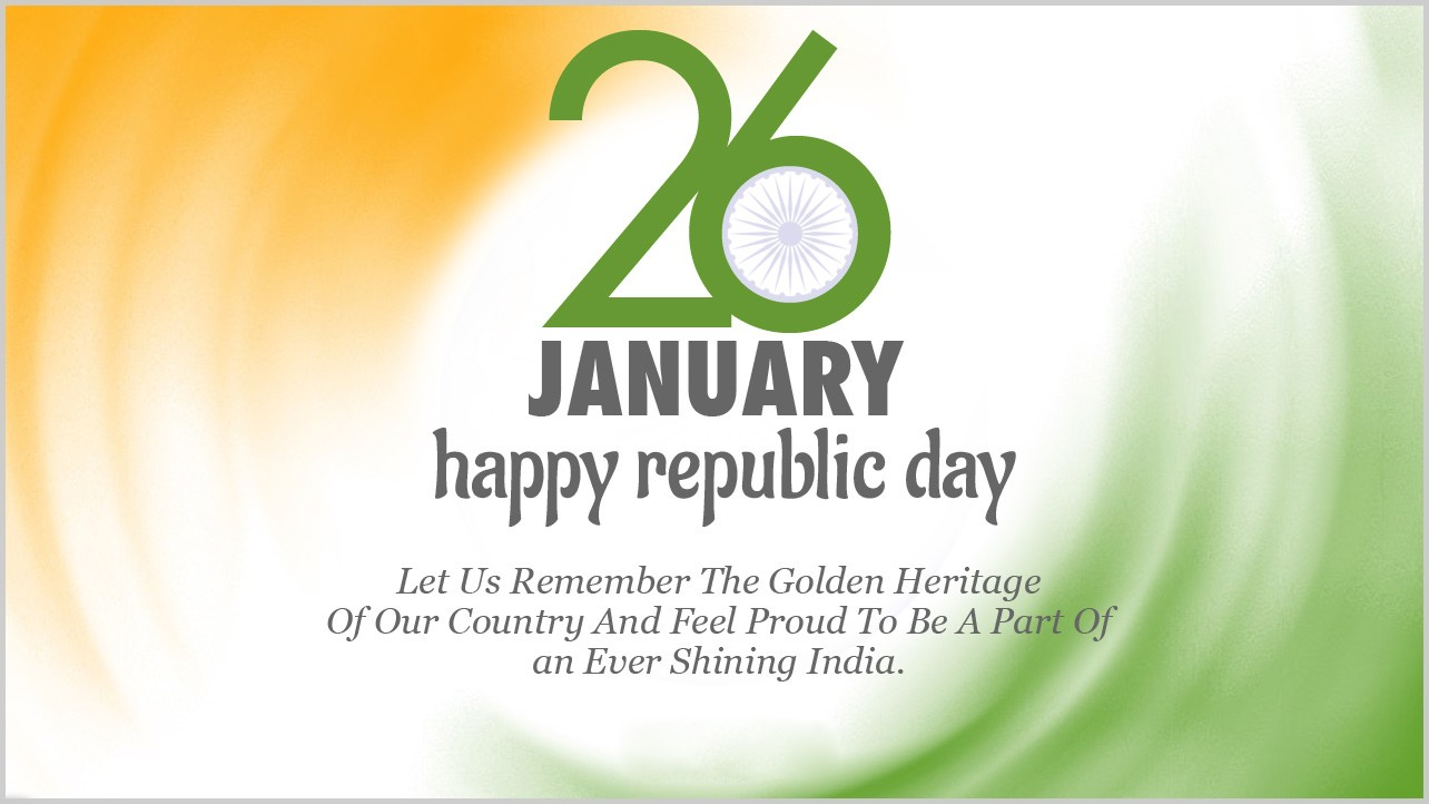 26 january speech for 4 to 5 years old child