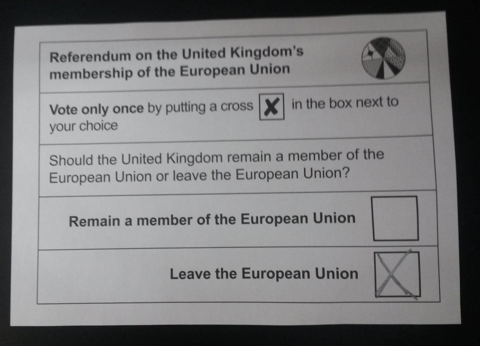 EU Referendum: Spoiling the narrative