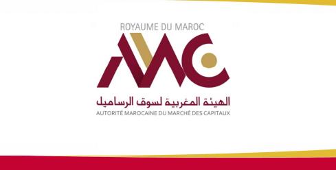 الهيئة المغربية لسوق الرساميل مباراة توظيف مصمم جرافيك/مصمم الويب. آخر أجل هو 21 مارس 2017
