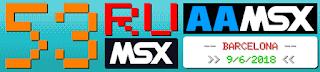 53 RU MSX 2018 de Barcelona
