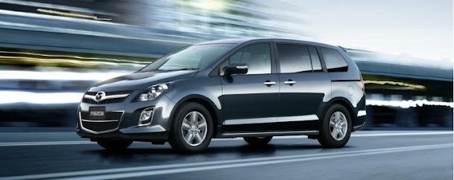 Perkenalkan! New Mazda 8, Mobil MPV Terbaru Berteknologi Tinggi