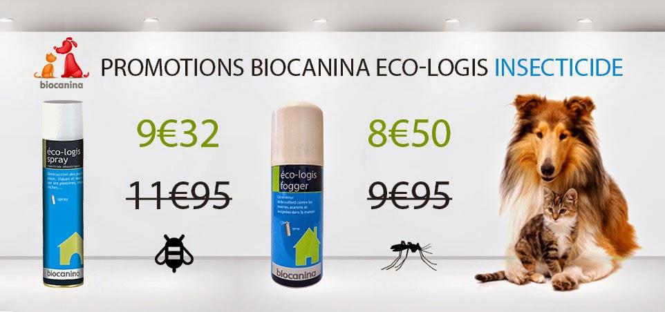promo éco-logis biocanina