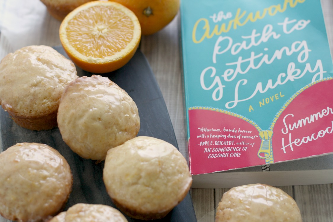 Orange Muffins w/ Cinnamon Glaze | The Awkward Path to Getting Lucky