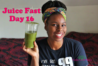 40 day juice fast