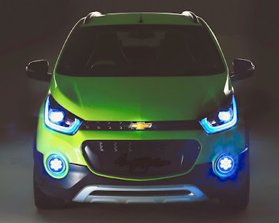 Next-gen 2017 Chevrolet Beat  cross HD Wallpapers