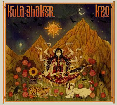 "KULA SHAKER ""K 2.0"""