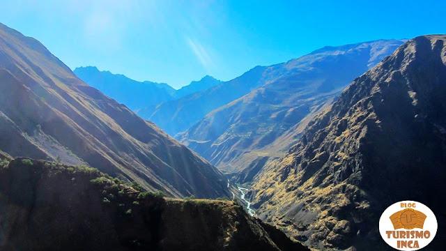 Valle del rio Cañete