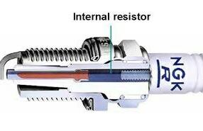 busi resistor ini cocok untuk motor dengan teknologi injeksi