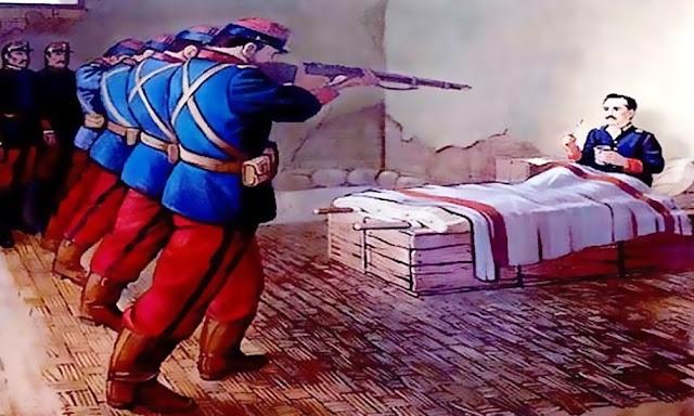 15 de julio - Aniversario de la Muerte del Coronel Leoncio Prado