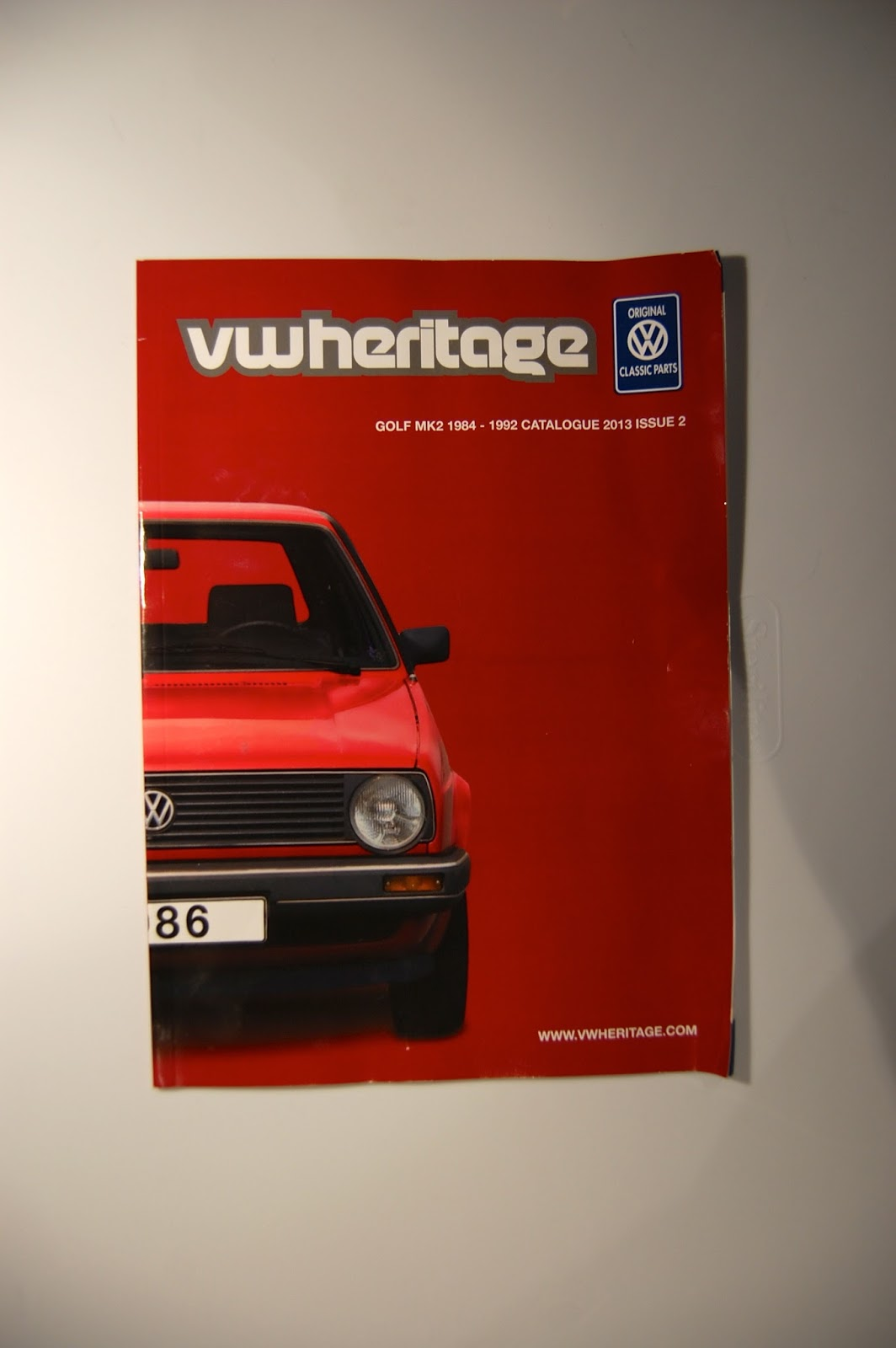 Installing An External Oil Cooler Vw Mkii Golf Gl Project Mk3 Central Locking Wiring Diagram I Had Already Been Exploring Vwheritages Site For My 16v When Received Email From Them Informing Me That Theyd Like To Send Something
