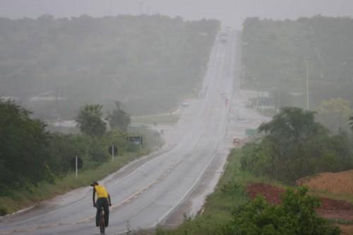 Meteorologista da Emparn diz que Vórtice Ciclônico atua no Nordeste provocando chuvas