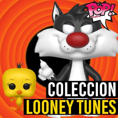 Lista de figuras funko pop de Funko POP Looney Tunes