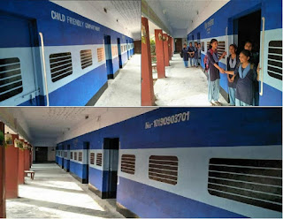 railway,coaches,classrooms,designed,railway,coaches