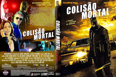 Filme Colisão Mortal (Fender Bender) DVD Capa
