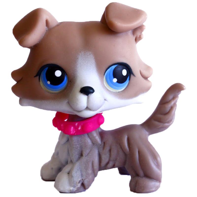 Littlest Pet Shop Multi Packs Collie 67 Pet Lps Merch