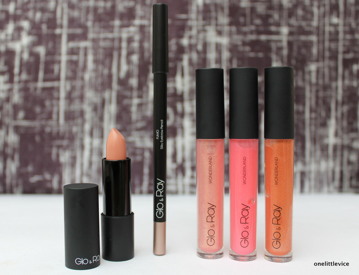 One Little Vice Beauty Blog: Luxury Lipstick, Lipgloss and Eyebrow Pencil