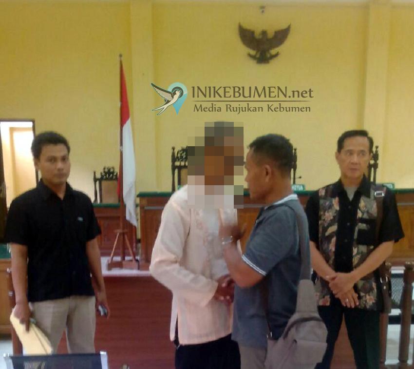 10 Kali Nyuri Kotak Amal di Masjid Secata Gombong, Pria ini Diganjar Kurungan 10 Hari
