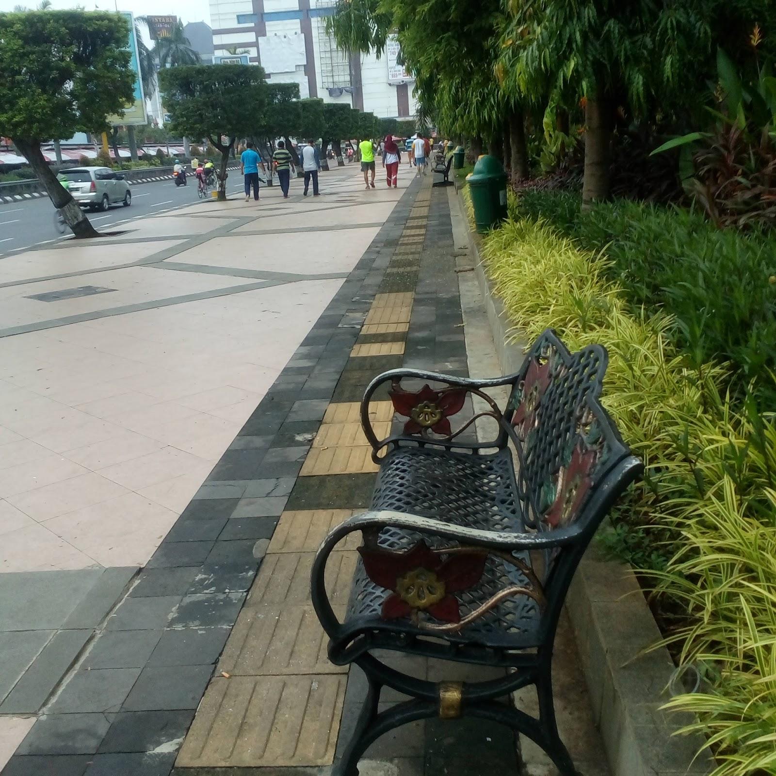 Gerakan Restorasi Sosial (Grass): Pedestrian Kota Semarang