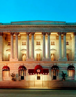 Washington DC design, Mary Oehrlein, Architect of the Capitol, Monaco Hotel